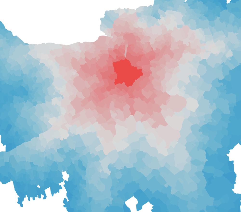 Távolságok Budapestről