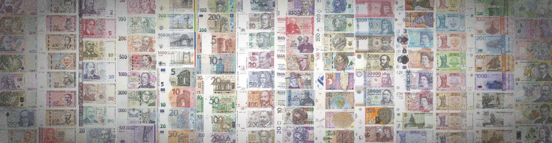 Európa pénzei