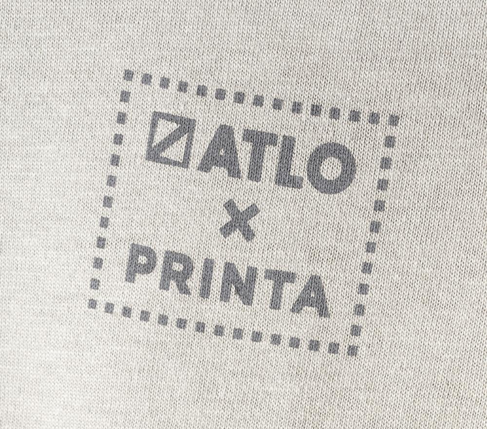 ATLO x PRINTA pólók