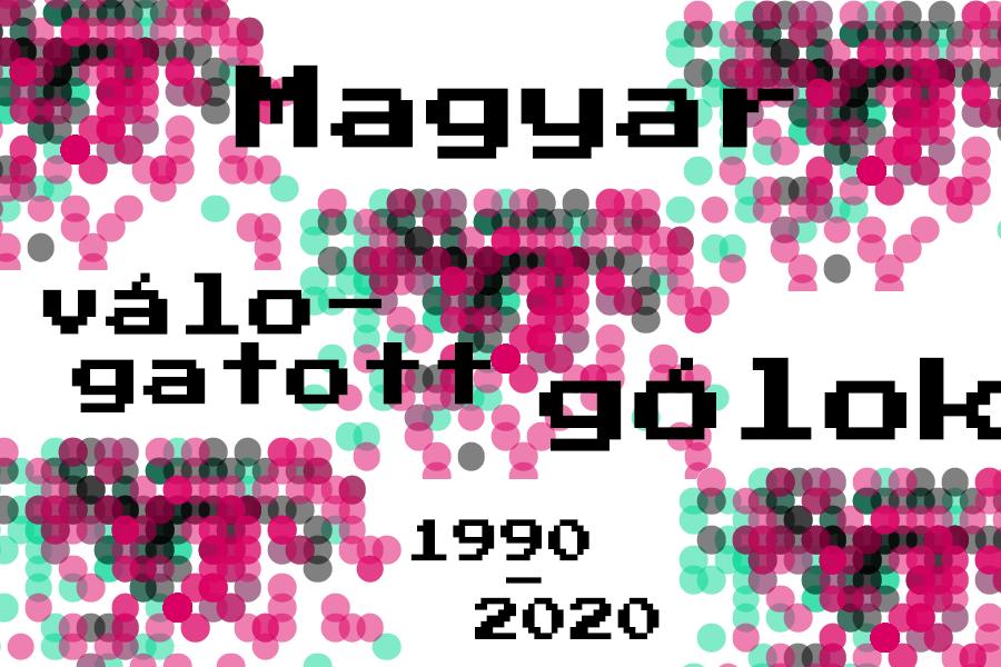 A magyar válogatott góljai 1990–2020